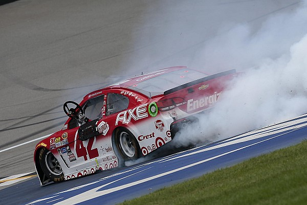 NASCAR Sprint Cup Good things come to those who wait: What's next for Kyle Larson?