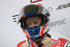 MotoGP Breaking news Stoner: Red Bull Ring run-off areas