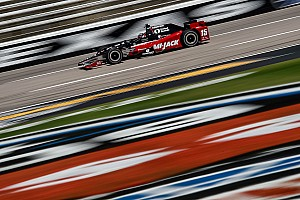 IndyCar Practice report Rahal tops evening practice at Texas