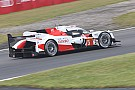 WEC Davidson confident of stronger Toyota race showing