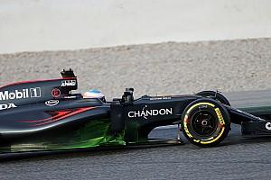 Formula 1 Breaking news McLaren: Size zero not compromised by new Honda engine