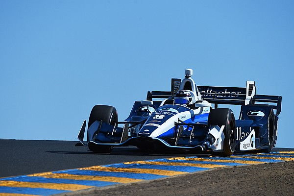 IndyCar Breaking news Chilton says Ganassi was wise to return to Honda
