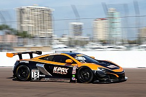 PWC Race report K-PAX Racing Earns First 2016 Podium at the Grand Prix of St. Petersburg