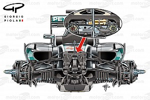 Formula 1 Analysis Tech analysis: What's behind Mercedes suspension controversy