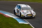 BTCC Knockhill BTCC: Jackson fends off Tordoff to win final race