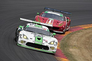 IMSA Race report Viper Exchange overcomes performance gap to finish fourth in The Sahlen's Six Hours of The Glen