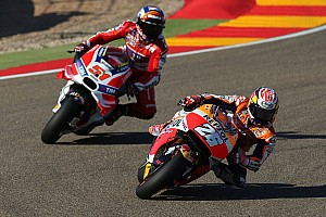 "MotoGP Breaking news Honda accuses Ducati of telling a ""flat lie"" about winglet ban"