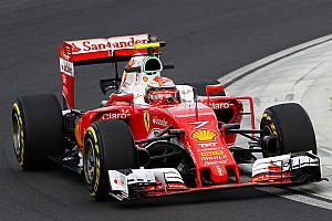 Raikkonen: F1 rule enforcement