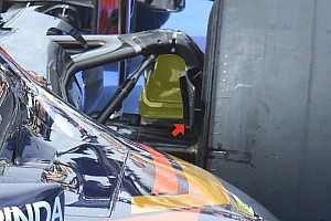 Formula 1 Analysis Bite-size tech: Toro Rosso rear brake duct