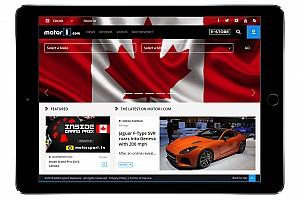 Motor1.com lance Motor1.com - CANADA