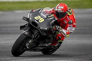 MotoGP Testing report First official tests of the new season get underway for Ducati Team at Sepang