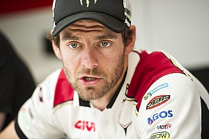 MotoGP Breaking news Crutchlow: I'm the best in the world in mixed conditions