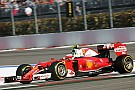 Formula 1 Ferrari: Raikkonen on the podium in Sochi