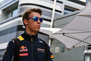 Kvyat to face Red Bull talks after Russian Grand Prix 'disaster'