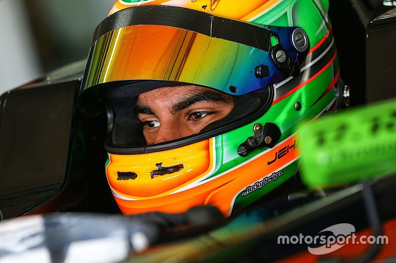 Daruvala unfazed by Force India's hiring of Celis, Mazepin