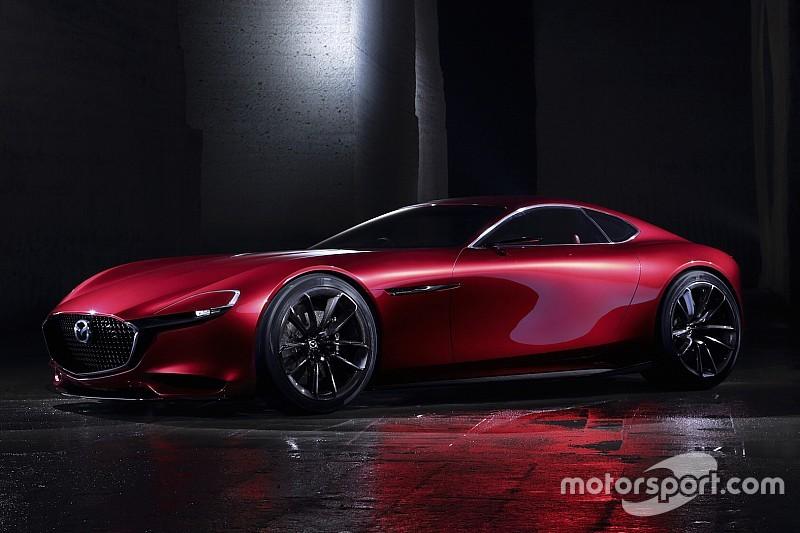 Un nouveau coupé Mazda MX-6 en vue?