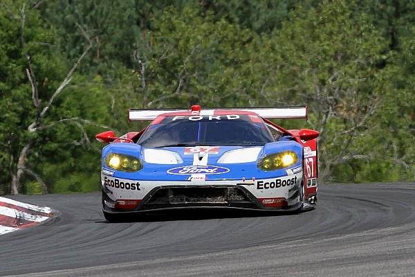 IMSA Qualifying report Ford GT wins desperately tight pole battle