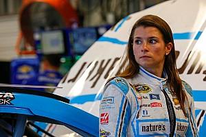 Danica Patrick enters 2017 NASCAR season with sponsorship problems