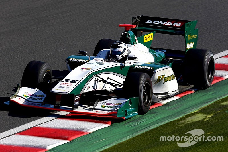 Super Formula should be a route to F1 - Lotterer