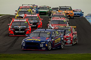 V8 Supercars Breaking news V8 drivers calm ahead of  Phillip Island brakes test