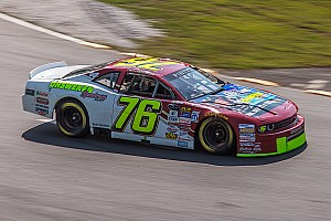 NASCAR Canada Race report Cayden Lapcevich claims first NASCAR Pinty's win