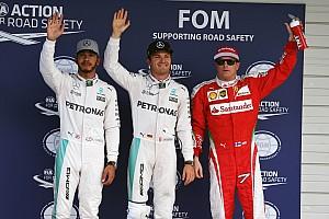 Formula 1 Qualifying report Japanese GP: Rosberg beats Hamilton to pole by 0.013s