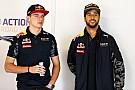 Formula 1 Ricciardo: No reason why Verstappen rivalry can't stay healthy