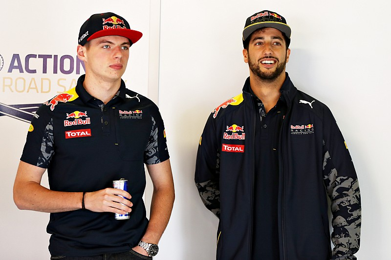 Ricciardo: Red Bull atmosphere has changed since Verstappen arrival