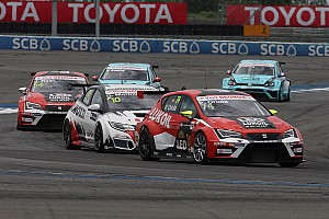 TCR Preview Team Craft-Bamboo seeks glory in Singapore to retain lead in both championships