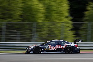 DTM Qualifying report Spielberg DTM: Wittmann heads Blomqvist in first qualifying