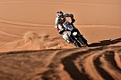 Cross-Country Rally Merzouga Bikes, Stage 3: Rodrigues in top 10 as Svitko leads after desert storm hit
