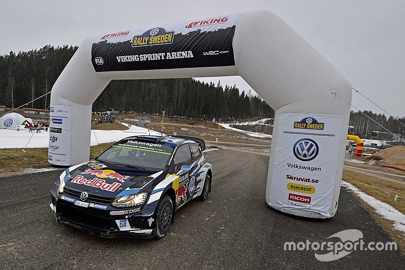Sweden WRC: Ogier leads, Latvala and Neuville in trouble