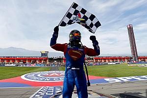 NASCAR Sprint Cup Race report