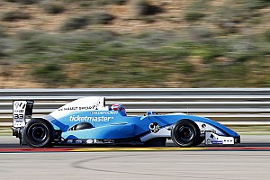 Formula Renault Race report Aragon Eurocup: Defourny controls first race of season