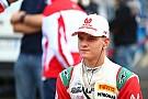 فورمولا 3 الأوروبية بريما: ميك شوماخر جاهز للانتقال إلى منافسات الفورمولا 3