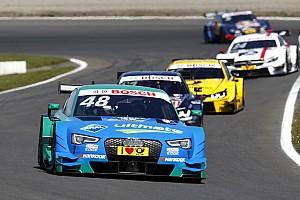 "DTM Breaking news Audi says erroneous Mortara penalty ""hard to accept"""