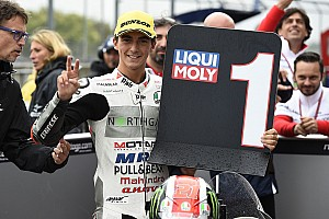 Moto3 Breaking news Bagnaia targets second Moto3 win after maiden pole