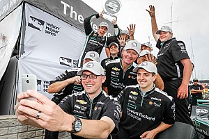 IndyCar Interview The man behind Pagenaud's IndyCar title challenge