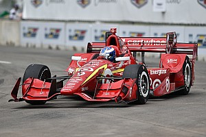 IndyCar Breaking news Ganassi team burned by collisions and strategy