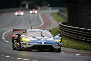 WEC Breaking news Tincknell to see out WEC season with Ford