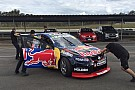 Supercars Whincup impressed with new chassis