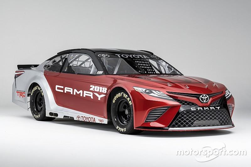 【NASCAR】新型カムリがベースの最新NASCAR発表。TRDら共同開発