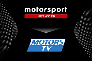 GENEL Motorsport.com haberler Motorsport Network, Motors TV'yi bünyesine kattı!