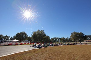 Kart Breaking news Formal delivers and Kirkwood remains perfect in Ocala