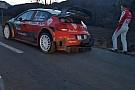 WRC Meeke tamponato nel trasferimento, è fuori dal Monte-Carlo!