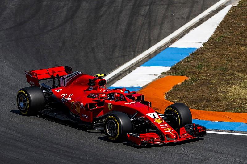 Maledizione Hockenheim Vettel sbatte sul più bello