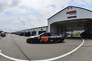 NASCAR Sprint Cup Practice report Truex jumps to the top of the charts as final practice ends