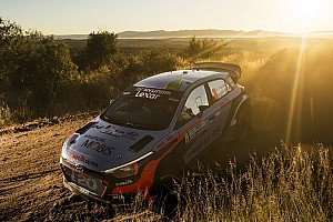 WRC Leg report Argentina WRC: Paddon's lead shrinks to 2.6s before Power Stage
