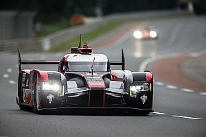 Le Mans Interview McNish impressed by Audi long-run pace on Le Mans test day
