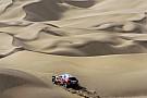 其他拉力赛 丝绸之路拉力赛首迎沙漠赛段考验  标致包揽前三